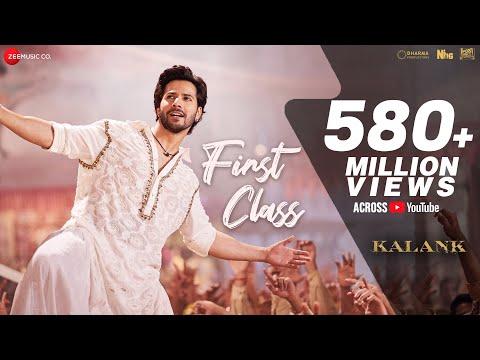 Actor varun dhawan kalank hindhi movie song