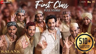 Actor varun dhawan kalank hindhi movie song