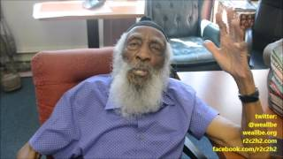 Baba Dick GREgory On Dr. Sebi, PrINce, Donald Trump & MOOR