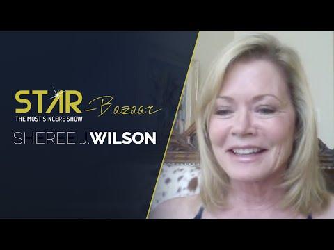 STAR-Bazaar SHOW: Sheree J. Wilson Interview (Walker, Texas Ranger)