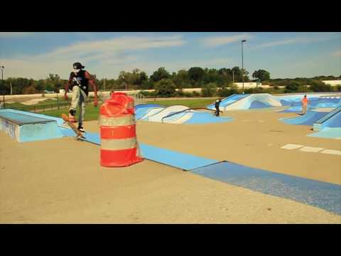 Indianapolis SKATEPARK! (HD)(60FPS)