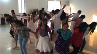 Wcf theme song by- Adajan garba group Direction- Manish Pastag...
