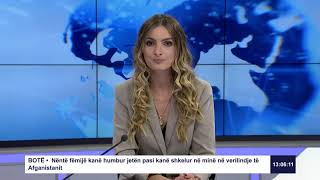 RTK3 Lajmet e orës 13:00 03.11.2019