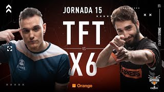 Tenerife Titans E.C. VS x6tence | Jornada 15 | Temporada 2018/2019