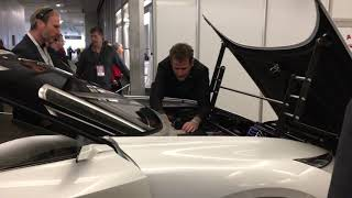 Detroit auto show fail: Infiniti concept car won