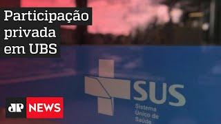 Bolsonaro diz que pode voltar atrás em decreto de parceiras privadas no SUS