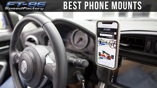The Best Scosche Phone Mounts