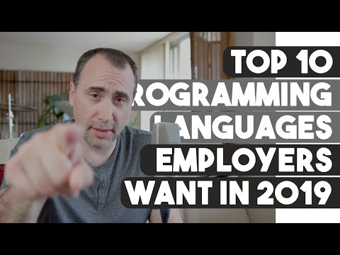 What are the Top 10 Programming Languages Employers Want?