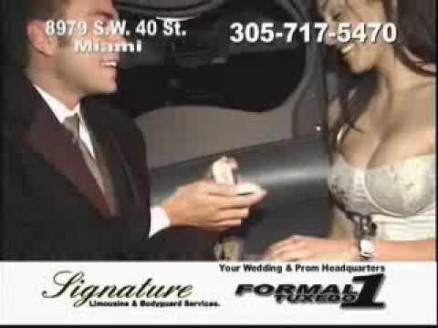 Signature MIami Limousine