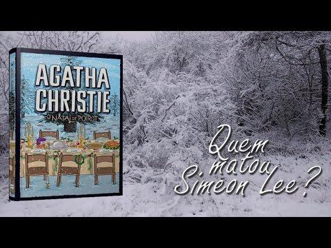 #29 - O NATAL DE POIROT (Agatha Christie) | Victor Marques