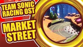 SEGA Shares Team Sonic Racing Music to Enjoy