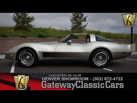Video of 1982 Chevrolet Corvette - LNRR