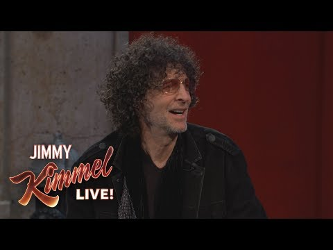 Howard Stern on Harvey Weinstein