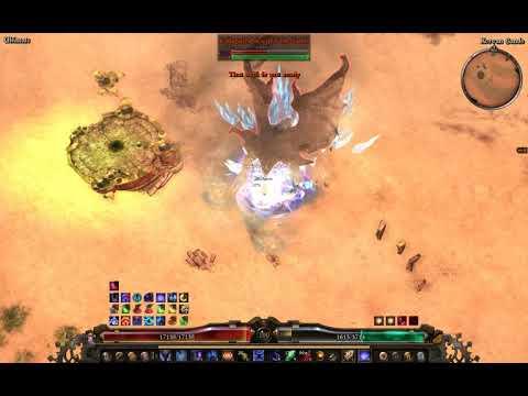 Grim Dawn - Dummy Damage Test (Conjurer) - смотреть онлайн