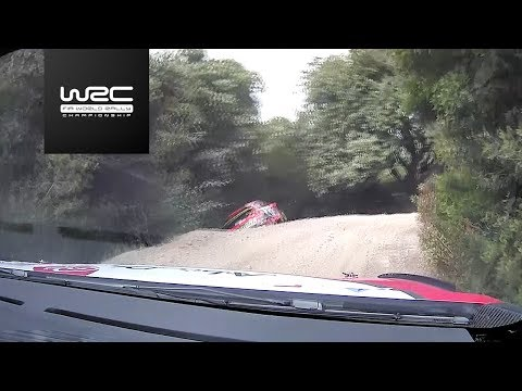 WRC - Rally Italia Sardegna 2017: Shakedown Onboard Mikkelsen