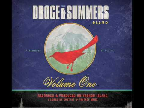 Two of the Lucky Ones (Song) by The Droge and Summers Blend