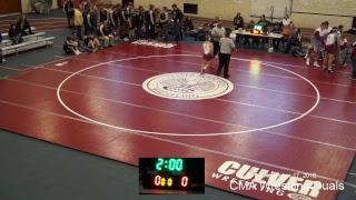 Rochester Varsity Wrestling @CMA super 8