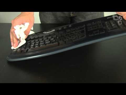 Dicas de Como Limpar Teclado e Mouse