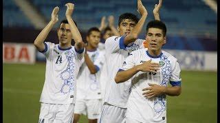 Uzbekistan vs Tajikistan (AFC U-19 Championship: Group Stage)