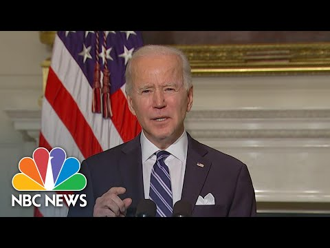 Biden Signs Executive Orders On Climate Change | NBC Nightly News