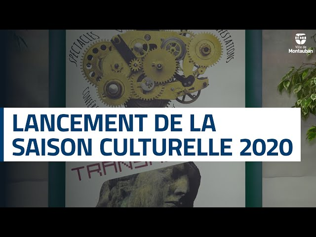Lancement de la saison culturelle 2020