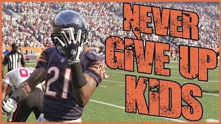 DOWN BUT NEVER OUT!! NEVER GIVE UP!! - Madden 16 Ultimate Team | MUT 16 XB1 Gameplay