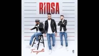 Ridsa - Pardon (Album Tranquille) 2015