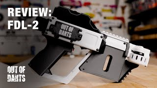 REVIEW: FDL-2X (Ultimate brushless Nerf blaster)