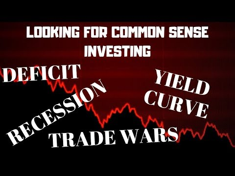 Stock Market News - How To Invest Among Recession Fears - Inverted Yield Curve