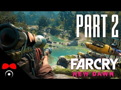 ZÁCHRANA PESANA! | Far Cry: New Dawn #2