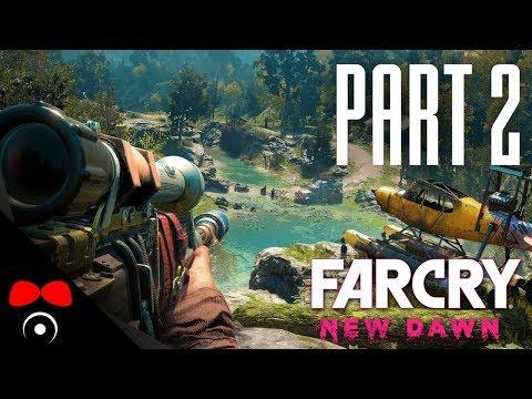 ZÁCHRANA PESANA! | Far Cry: New Dawn #2