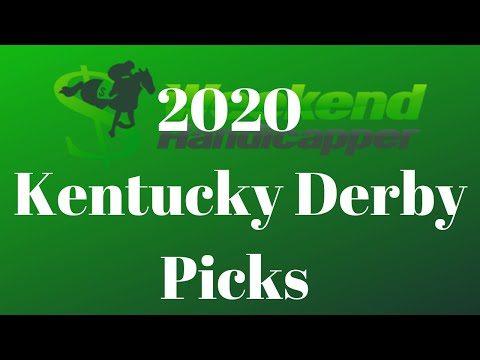 2020 Kentucky Derby Picks and Analysis