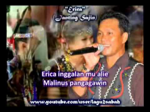 Janting Sajin - Erica (HQ Audio With Lirik 2013) Mp3