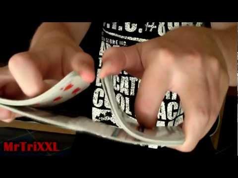 4 Techniken um Karten kontrolliert zu mischen! (Tutorial) - Tricks XXL