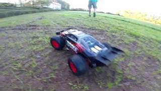 Review - RC Auto Tornado 1:12, 40 km/h von Vatos