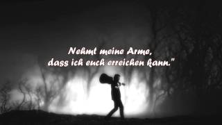 Disturbed  - The Sound of Silence Deutsche Übersetzung ♥