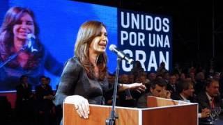 21 De DIC Inauguración Autopista Rosario Córdoba Cristina Fernández De Kirchner
