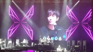 CNBLUE Come 2 Gether Hongkong Day 2,Love Light