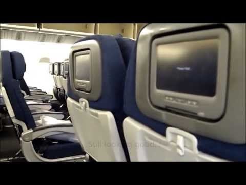 United Airlines Trip Report – IAD – FRA – Economy Class – Full Flight