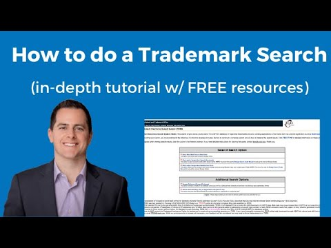 How To Do a Trademark Search (By a USPTO Patent Attorney)