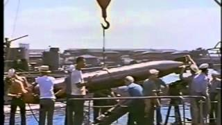 World War II Submarine Warfare   rare footage