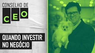O conselho de Sergio Zimerman, CEO da Petz | Conselho de CEO