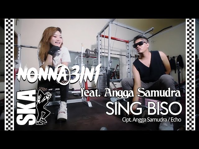 Nonna 3in1 Ft. Angga Samudra - Sing Biso (Official Music Video)
