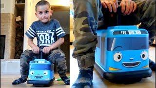 Wheels On The Bus Song Nursery Rhymes & Kids Songs by Joy Joy Toys