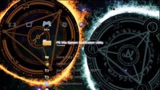 Arcane Alchemy Dynamic Theme