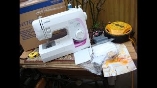 Brother   XN1700  Electric Sewing machine    SEE VIDEO  BELOW
