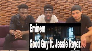 Eminem - Good Guy ft. Jessie Reyez Reaction | Lifeless Caribbean