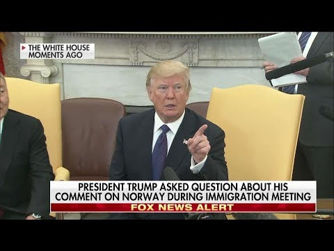 'Out': Trump Tells Reporters to Leave as CNN's Acosta Asks About 'S***hole' Comment