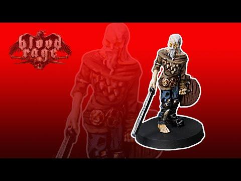 Painting Blood Rage Ep. 4 - Soldier of Hel