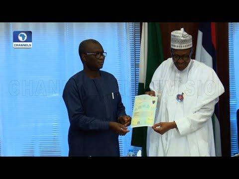WAEC Gives President Buhari Attestation Of Result